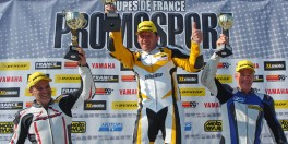 Christian Cornelis vice-champion de France Promosenior